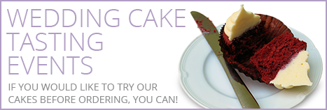 Cake Tasting Events