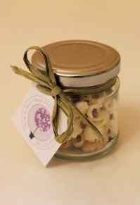 Popcorn Jars, Wedding Favours
