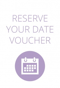 Reserve Your Date Voucher