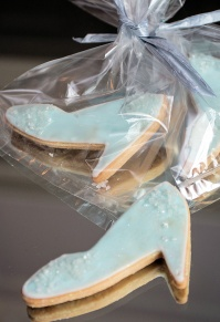 Shoe Cookies, Shoe Biscuits, Wedding Favours