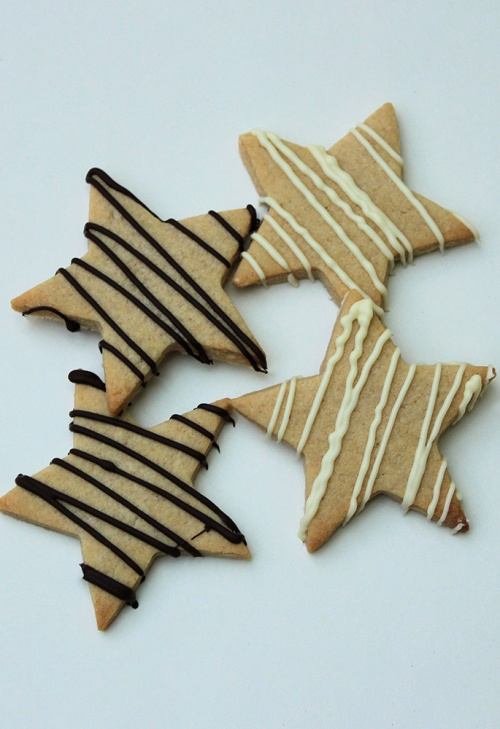 Star Cookies, Star Biscuits